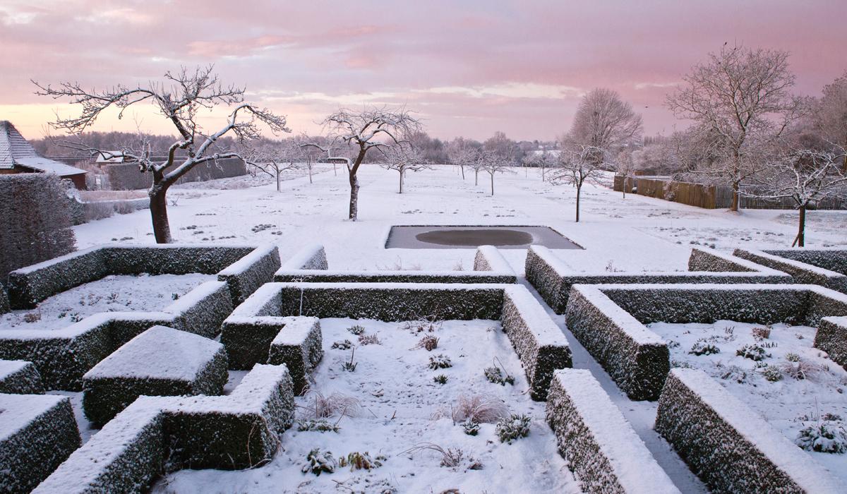 Le jardin plume hiver winter le jardin plume for Le jardin plume 76